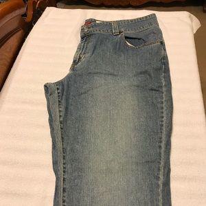 Levi's bootcut jeans